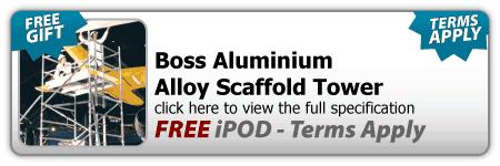 Quality Aluminium Scaffold Tower Hire Lakeside Hire