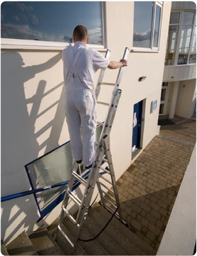3M COMBINATION LADDER HIRE
