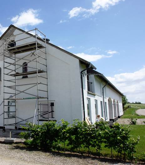 DIY Scaffold Tower Hire for domestic property
