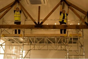 Bridge Beam Scaffold Hire