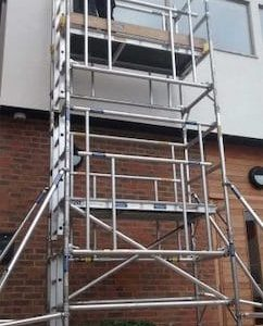 Scaffold Tower Hire