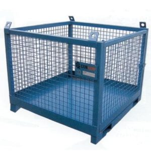 Heavy Duty Goods Carry Cage Hire