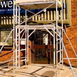 High Clearance Tower Hire